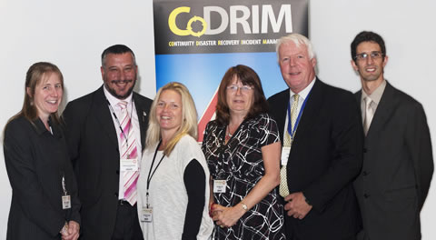 CoDRIM Team September 2012
